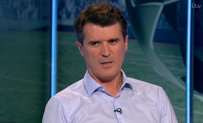 Roy Keane: 'John Stones phòng ngự như một đứa trẻ'