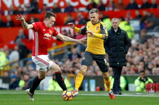 Đã đến lúc HLV Wenger cho Ramsey dự bị