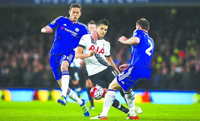 Khó ai ngăn được Chelsea, kể cả Tottenham của Pochettino!