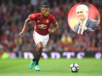 Mourinho luôn thích những chiến binh như Valencia