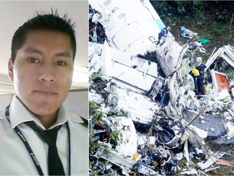 'Cuộn người như thai nhi' - cách sống sót KHÔNG THỂ BỎ QUA từ vụ rơi máy bay Brazil
