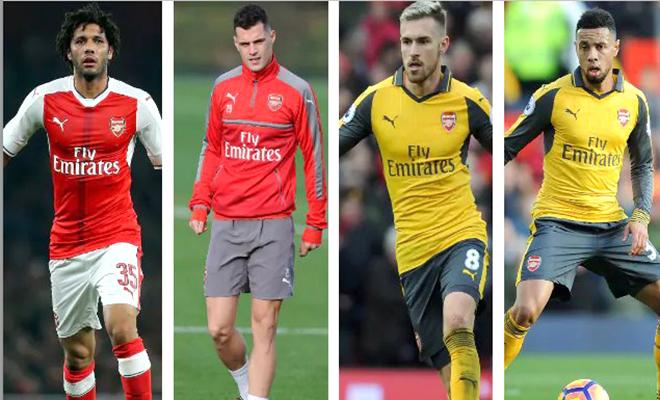 Không Cazorla, Arsenal không tham vọng?