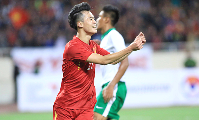 'Việt Nam sẽ đánh bại Indonesia nhờ điểm tựa Mỹ Đình'