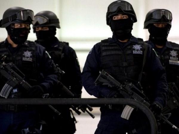 Cảnh sát Mexico tiêu diệt 14 tên tội phạm sau cuộc đấu súng