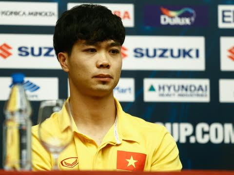 Công Phượng: 'Việt Nam sẽ cố gắng lật ngược thế cờ trước Indonesia'