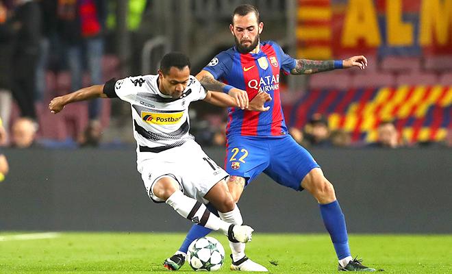 Camp Nou đã hồi sinh Vidal