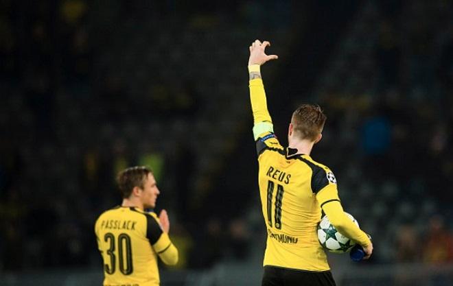 Marco Reus đang tái xuất CỰC KỲ ấn tượng