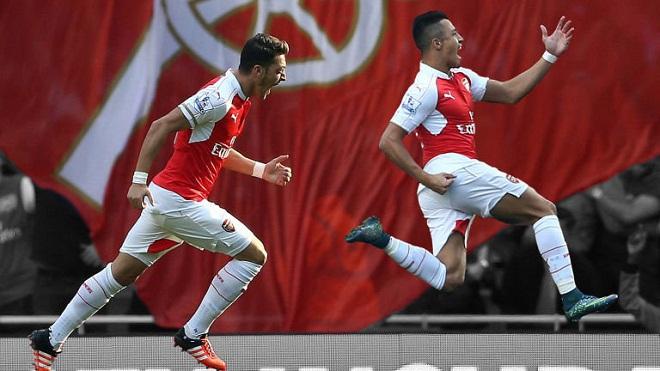 Vì sao Arsenal chậm trễ trong việc trói chân Oezil và Alexis Sanchez?