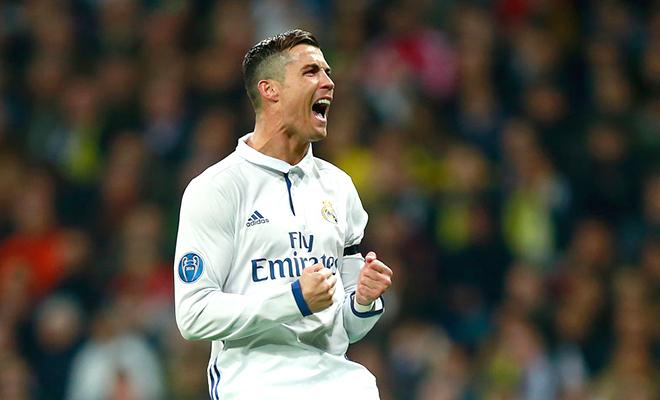 Real Madrid: Hãy dát vàng Real đi, Ronaldo!