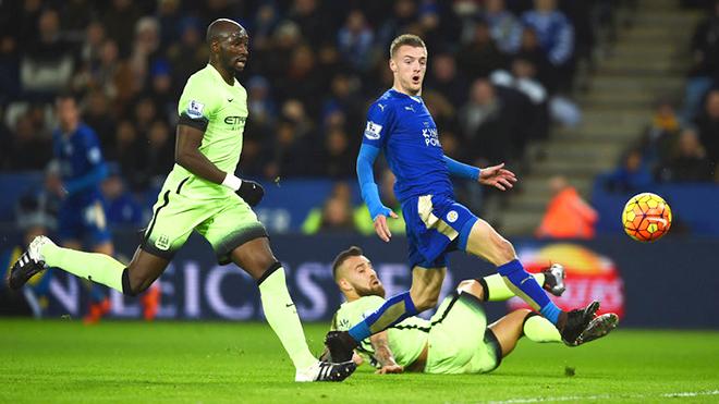 00h30 ngày 11/12, Leicester – Man City: Người khốn gặp kẻ khó