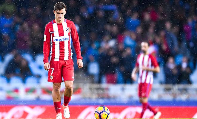 Atletico: Griezmann chưa đủ tuổi giành Quả bóng Vàng