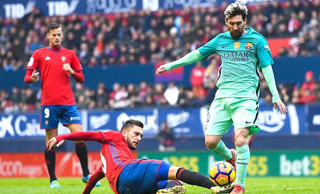 Barca tìm lại mạch thắng: Chỉ cần Messi luôn là chính mình