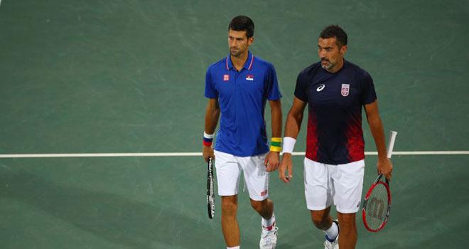 Tennis ngày 13/12: Rộ tin đồn Djokovic có HLV mới. Lý Hoàng Nam tụt 40 bậc trên BXH ATP