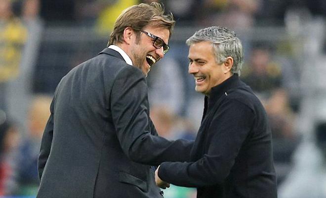Klopp và Mourinho: Hai cách tiếp cận con người