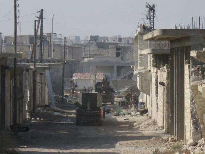 Livestream ĐẶC BIỆT từ máy bay Nga: Mở đường sống cho phiến quân rút khỏi Aleppo