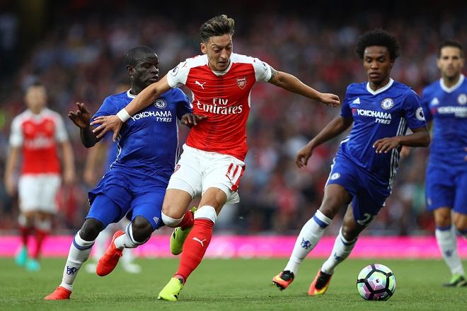 Lộ đội hình Arsenal sẽ đánh bại Man City