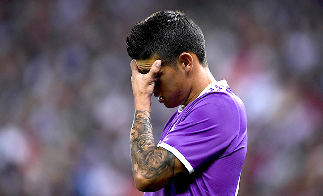 Man United: Mua James Rodriguez là phí tiền