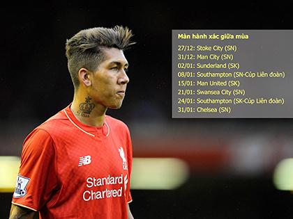 Liverpool: Phải vượt qua giai đoạn 'hành xác' này mới có hy vọng vô địch