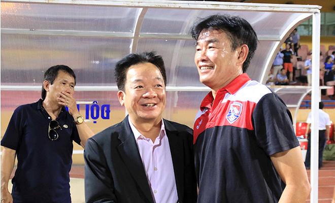 'Duyên nợ' Phan Thanh Hùng