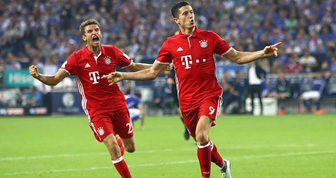 Những 'cánh chim lạ' lọt vào Đội hình xuất sắc nhất Bundesliga giai đoạn lượt đi