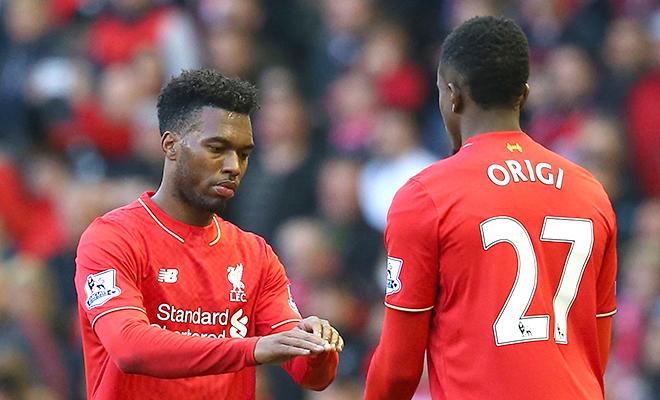 Hàng công Liverpool: Sturridge khó lòng trở lại, vì Origi quá hay