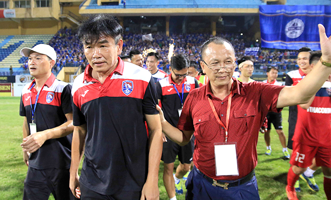 Hà Nội FC – Than Quảng Ninh: Ra đi để trở về