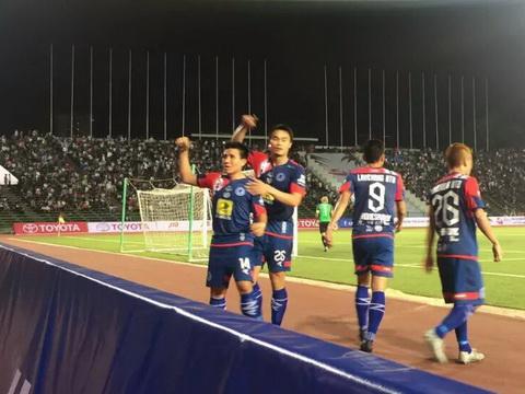 Đội bóng Lào lần đầu góp mặt ở chung kết Toyota Mekong Club Championship 2016