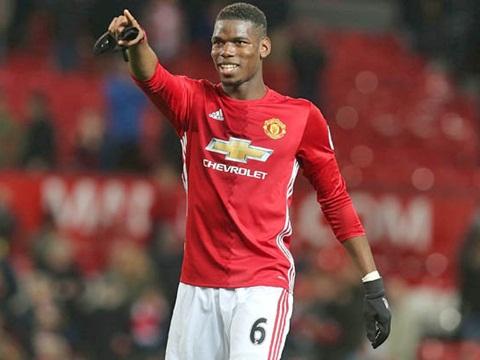 Pogba liên tục tỏa sáng, thật đáng tiền của Man United