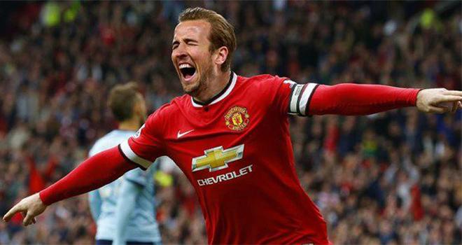 Man United chuẩn bị sẵn 80 triệu bảng để mua Harry Kane