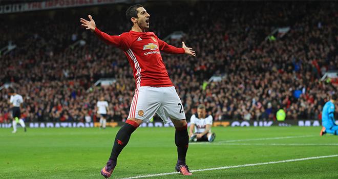 Man United: Dù sao, Mkhitaryan vẫn đáng xem hơn Giroud!