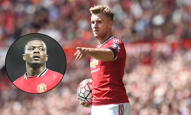 Man United: Shaw cần một 'gia sư' như Evra?