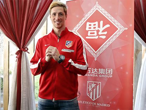 Đã đến lúc Torres sang Trung Quốc?