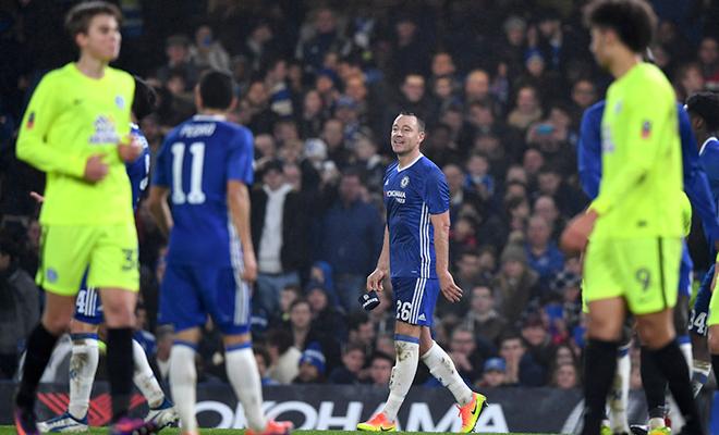 Sau tất cả, đến lúc Terry rời Chelsea