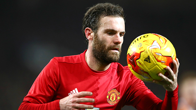 Man United - Liverpool: 'Cầu thủ trận đấu lớn' Juan Mata sẽ là chìa khóa chiến thắng