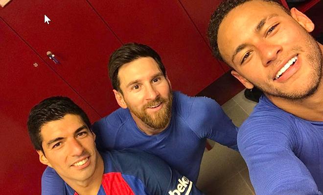 Sự trở lại của 'MSN' có giúp Barca lật đổ Real Madrid?