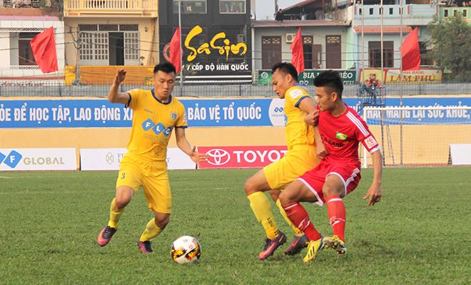 17h00 ngày 14/1: FLC Thanh Hóa- Sanna Khánh Hòa BVN: Ca khó cho HLV vô địch Champions League
