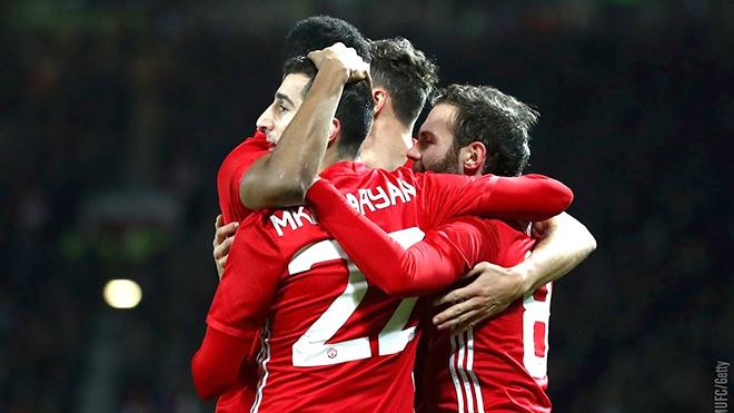 Đá thế này, Man United thừa sức vào Top 4