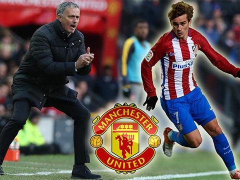 NÓNG: Man United đạt thỏa thuận miệng với Antoine Griezmann