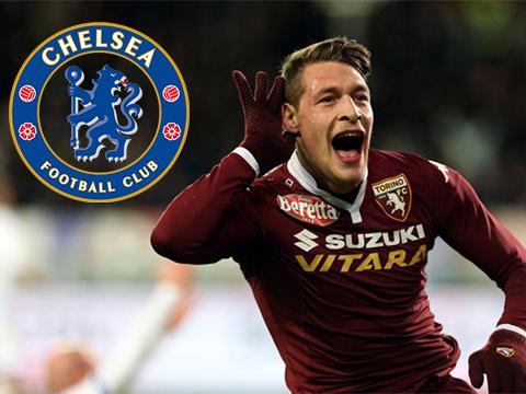 Cứ để Costa đến Trung Quốc, Belotti sẽ là sự thay thế lý tưởng