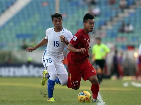 Tuyển Việt Nam chung bảng với Jordan, Afghanistan và Campuchia