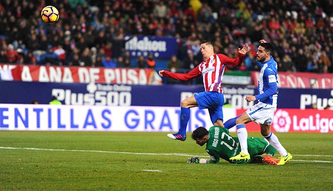 Atletico: Torres đã sẵn sàng thách thức Barca