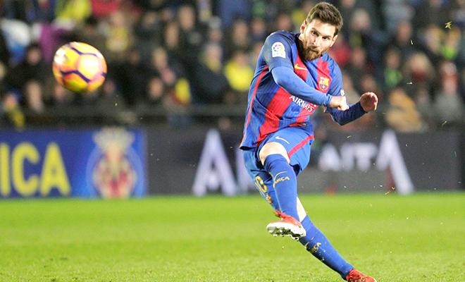 Barcelona: Hãy để trái bóng nói thay Leo Messi