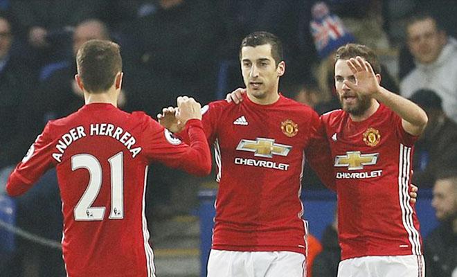 Với Mkhitaryan, Man United ghi bàn tốt hơn, nhưng chưa đủ