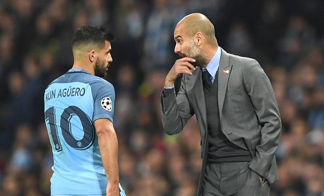 Nếu Aguero ra đi, đó là thất bại của Man City