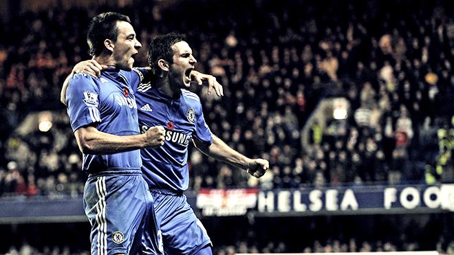 Chelsea đừng gạt bỏ Terry và Lampard!
