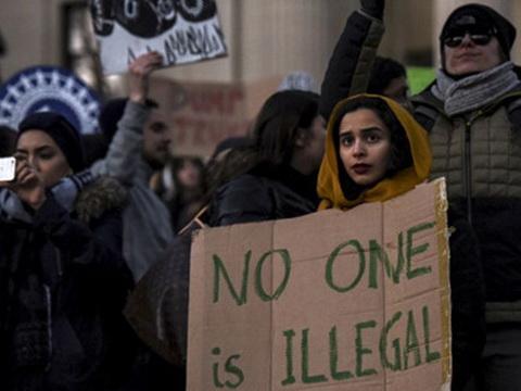 Chính quyền Mỹ kiên quyết bảo vệ lệnh cấm nhập cảnh của Tổng thống Trump