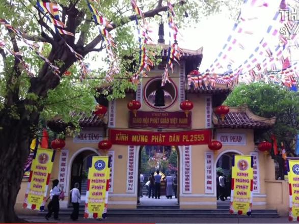Những ngôi chùa 'đắt khách' dâng sao giải hạn cúng rằm tháng Giêng
