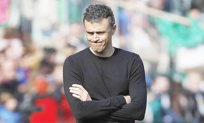 Enrique quá tài, Barca vẫn mơ 'ăn ba'