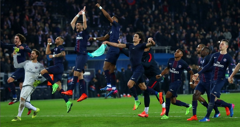 Vùi dập Barca, PSG hát La La Land trong ngày Valentine