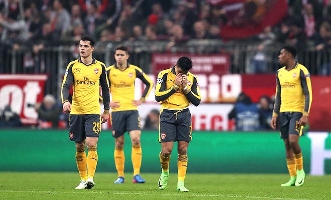 Arsenal và ý nghĩa tột cùng của một thảm bại